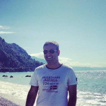 Farid Khalilov, 35, Baku, Azerbaijan
