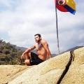 michael sandoval , 33, Bogota, Colombia
