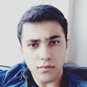 Şuayip, 20, Ankara, Turkey