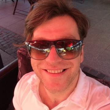 Goran Ristov, 32, Dubai, United Arab Emirates