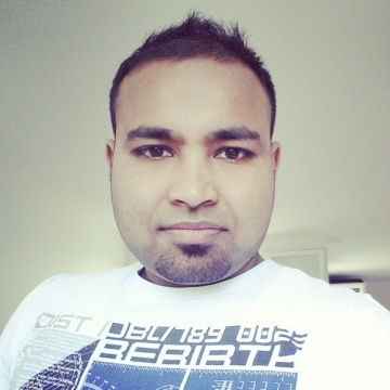 Gabru Warga, 30, Drancy, France