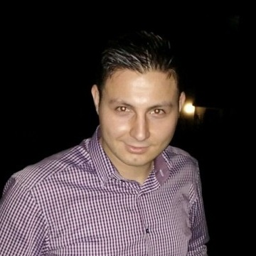 Ibrahim, 29, Bochum, Germany