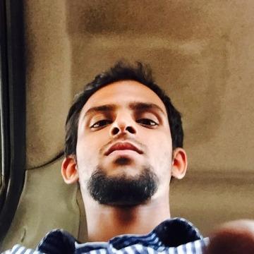 Abid Mohyadeen, 26, Dubai, United Arab Emirates