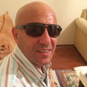 Murat Karahan, 45, Istanbul, Turkey