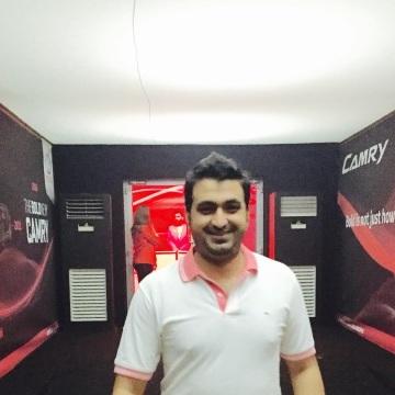 Muhammad Karim, 27, Dubai, United Arab Emirates