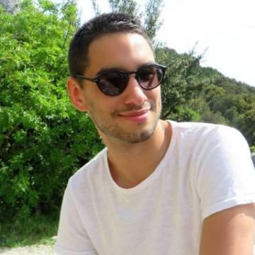 Paco de la Cruz, 27, Deauville, France