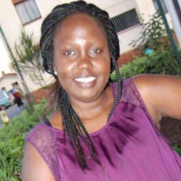 Linda, 33, Nairobi, Kenya