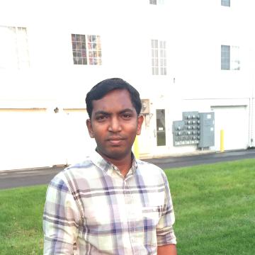 Akshay Ashok, 26, Schenectady, United States