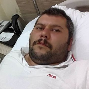 Erden Ağırbaş, 37, Istanbul, Turkey
