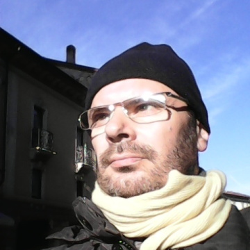 Pierpaolo Cristalli, 49, Mailand, Italy