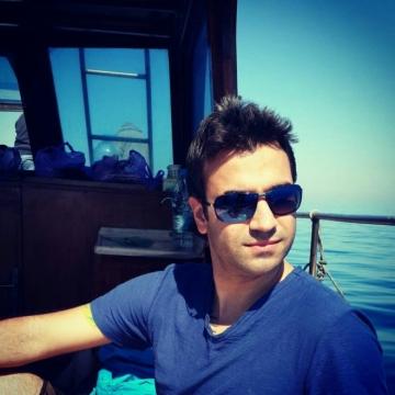 Emre Yildizhan, 30, Izmir, Turkey