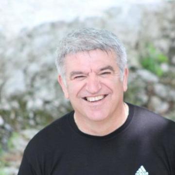 Can Ulamışlı, 54, Izmir, Turkey