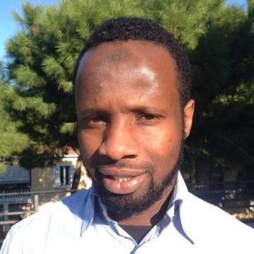 Anas A Fagge, 31, Mailand, Italy