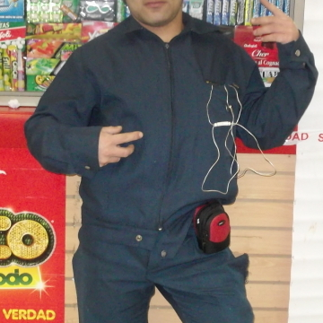 Dany Inzunza, 31, Lota, Chile