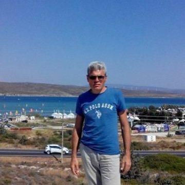 Zeki Mirza, 44, Istanbul, Turkey