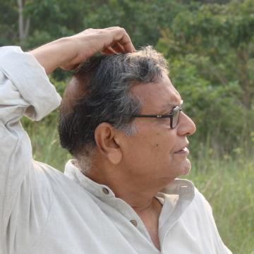 Nirmal Guin, 73, Calcutta, India