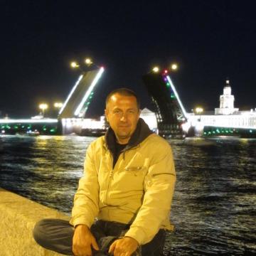 Владимир Лес, 52, Moscow, Russia