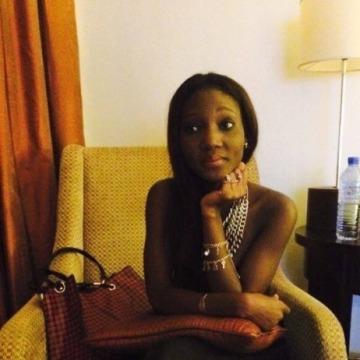 Tiany, 23, Lagos, Nigeria