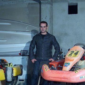 Ignazio Chiaia, 33, Messina, Italy