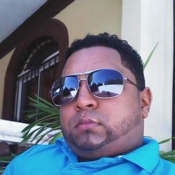 cesar alfonso , 31, Santo Domingo, Dominican Republic
