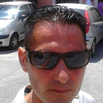 Salvatore Cagnina, 41, Caltanissetta, Italy