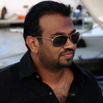 Dennis Anton, 38, Dubai, United Arab Emirates