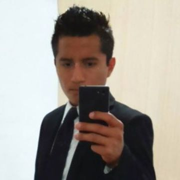 Gilberto Can, 28, Cancun, Mexico