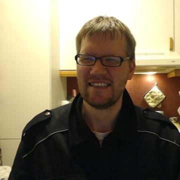 Odd Helge, 45, Kristiansund, Norway