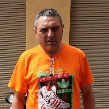 Manuel Perez Parreño, 49, Paterna, Spain