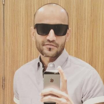 Ahmed Elex, 31, Dubai, United Arab Emirates