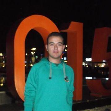 Hossam Ahmed, 21, Alexandria, Egypt