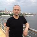 Alp, 41, Istanbul, Turkey
