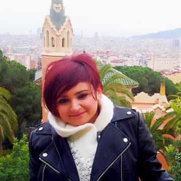 Alexandra, 27, Valencia, Spain
