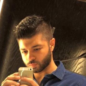 Mohamed Ahmed, 28, Dubai, United Arab Emirates
