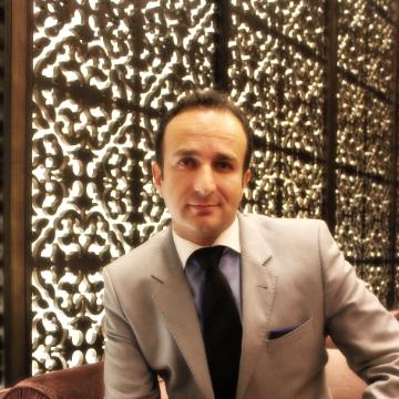 Anwar Ogla, 40, Dubai, United Arab Emirates