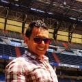 Roberto Lopez, 31, Bogota, Colombia