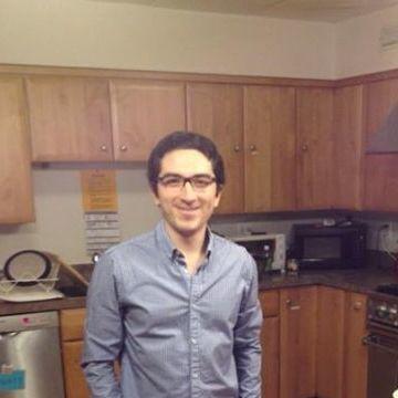 Jose Monzon, 29, Ann Arbor, United States