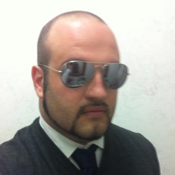 Fabio Lucenti, 30, Rome, Italy