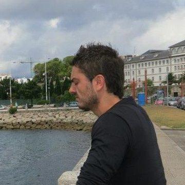 Mario, 35, Coslada, Spain