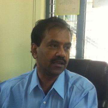 Srinivasa Raju Talluri, 53, Kakinada, India
