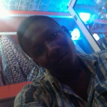 Musa Musco, 23, Abuja, Nigeria