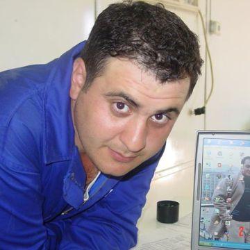 Parvin Rafiqoğlu, 36, Baku, Azerbaijan