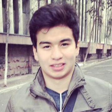 Nurbol Mamatore, 19, Almaty (Alma-Ata), Kazakhstan