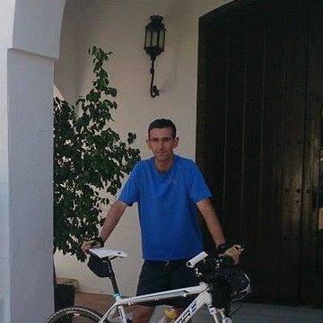 Nico Fiorentino Martin, 37, Sevilla, Spain