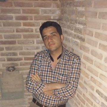 Mahdi Azhdari, 29, Tehran, Iran