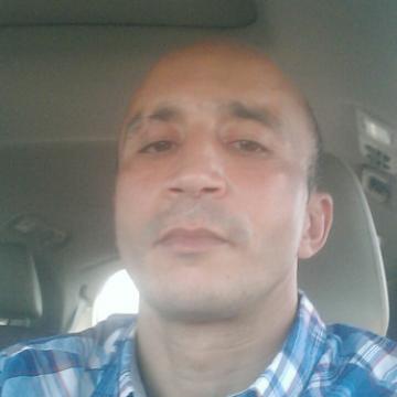 Hicham Meshoul, 39, Bisha, Saudi Arabia