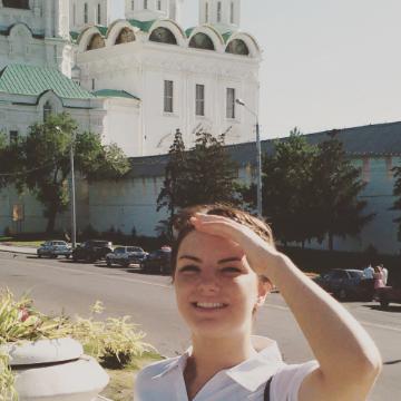 Galina Ezhova, 22, Moscow, United States