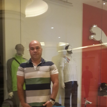mohamed, 42, Istanbul, Turkey