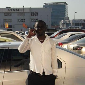 Frank Amrand, 19, Dubai, United Arab Emirates