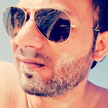 Ashish Gosain, 30, Dubai, United Arab Emirates